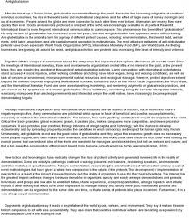 globalization essays chiles economy via globalization essayquot reconnecting the jftc essay an essay on the international