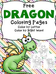 Free Printable Dragon Coloring Pages Money Saving Mom Money