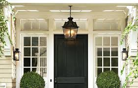 image of craftsman outdoor lighting pendant