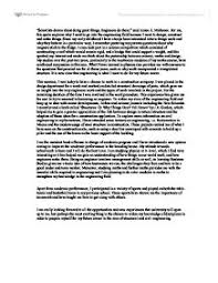 personal statement scientists dream about doing great things  page 1 zoom in