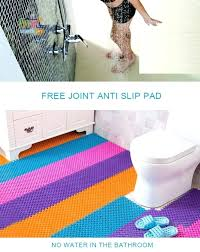remarkable non slip bathroom rugs bath mat babygo seat charming designer and mats inspiring goodly