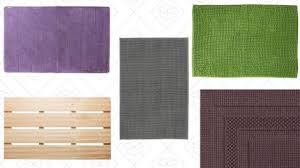 these are the five best bath mats