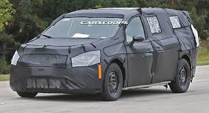 2018 chrysler town and country release date. wonderful date 2018chryslertownandcountryspyshot1 intended 2018 chrysler town and country release date o