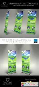 Free Signage Template Environment Eco Signage Template 11861414 Free Download