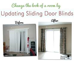 decoration sliding door curtain ideas awesome replacement