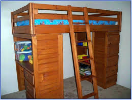 wood bunk bed with desk. Wonderful With Wood Bunk Bed With Desk Back To Wooden  For Limited Space Underneath Plans In H