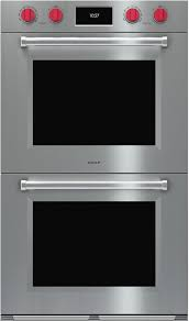 30 inch double smart electric wall oven
