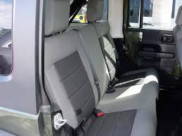 2010 jeep wrangler 4 door rear 40 60