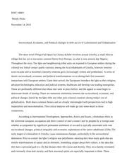 ask the experts essays on things fall apart things fall apart study guide contains a biography of chinua achebe literature essays quiz questions major themes characters and a full summary and