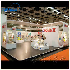 Product Display Stands For Exhibitions Large Portable Exhibition Booth Design Exhibition Display Stands 74