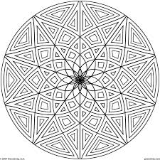 Design Patterns To Color 17 Best Images About Geometric Patterns Coloring Pages On