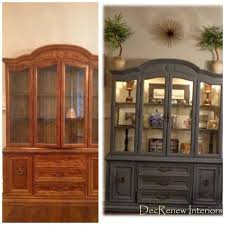 Best 25 China Cabinet Decor Ideas On Pinterest Hutch Makeover How To Decorate  China Cabinet