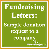 letter asking for donations from businesses sample donation request letter to a company