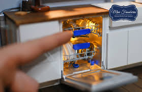 Miniature Dishwasher