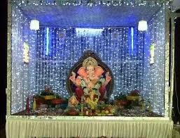 best ganpati decoration photos whatsapp status