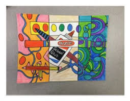 Elementary Art Lesson Plans Elementary Art Lesson Plan Abstract Non Objective And