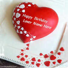 Happy Birthday Cake With Name Editor Online 40 Fascinating Love Pics With Name Edit