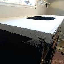 concrete to use for countertops how much does it cost to make your own concrete concrete