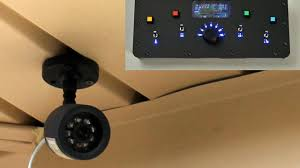 Build your own home security system Delton Weve Shown You How To Turn Webcam Into Security Camera But That Can Only Take You So Far If You Want Diy Option That Gives You Four Cameras Lifehacker Australia Build Your Own Fourcamera Home Security System Lifehacker Australia