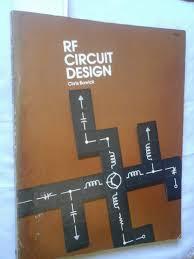 Rf Circuit Design Bowick Rf Circuits Design Chris Bowick