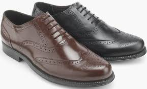 brogues men s real leather shoes from 44 99 in lace up shoes telegraph