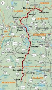 underground railroad ugrr adventure cycling route network  underground railroad section 2 detail image
