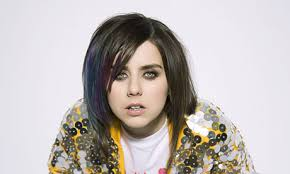 """""""I feel ... good."""" Pause. """"Yeah, I'm good. I'm ... """" Long pause. """"I'm ... happy,"""" she decides. Louise Harman is just 23, but already she's had quite a life. - Lady-Sovereign-002"""