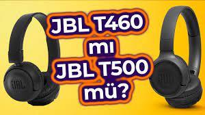 JBL T460 mı JBL T500 BT mü? Bluetooth Kulaklık Karşılaştırması - YouTube