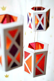diy paper lantern these paper lanterns add a colorful pop of festive to your yard for diy paper lantern