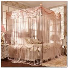 Queen Size Canopy Bed Covers | Furniture Modern and Unique Design