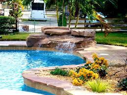 Diy Pool Waterfall Interior Charming Waterfall Swimming Pool Soooo Nice Swimwear