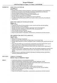 Hr Resume Samples Coordinator Human Resources Professional Sample
