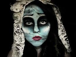 corpse bride make up by kikimj