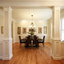 formal dining rooms with columns. edgefield house - traditional dining room dc metro robert nehrebecky aia, re:new architecture formal rooms with columns n