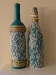 Glass Bottle Decoration Ideas 100 Best Wine Bottle Sell Images On Pinterest Decorated Bottles 16