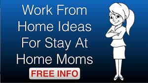 ideas work home. Work From Home Ideas For Stay At Moms W