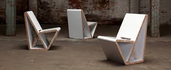 TheCoolist View In Gallery Vouwwow Cardboard Chair 3 Creative Cardboard 10  Revolutionary Furniture And Gadget Designs