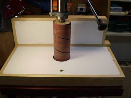 drum sander for drill. diy drum sander drill press projects ideas for a