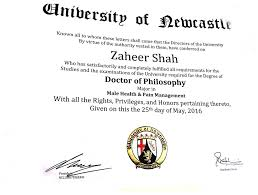 Diplomas In Pakistan