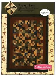 11 best Quilts - Five and Dime images on Pinterest | Quilt blocks ... & Five and Dime Quilt PatternKansas Troubles Quilters #KT-9068 - Quilt  Patterns | Fat Adamdwight.com