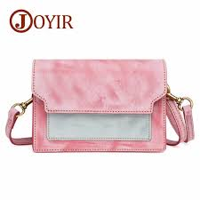 Single <b>JOYIR</b> Genuine Leather <b>Crossbody Bags</b> For <b>Women</b> ...