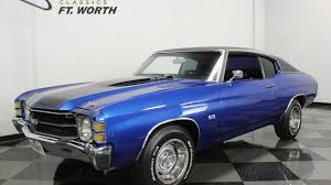 1971 Chevrolet Chevelle for sale near Fort Worth, Texas 76137 ...