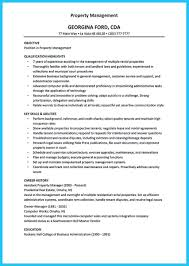 Assistant Property Manager Resume Examples cool Writing a Great Assistant Property Manager Resume resume 37