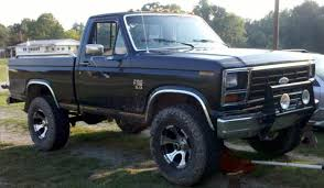 ford trucks f150 lifted. 1986 f150 50 3speed od bored 060 with 3 ford trucks lifted