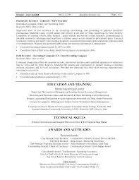 Basic Resume Example Amazing Recruiting Resume Sample Resume Examples Templates Easy Recruiter