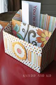 Magazine Holder From Cereal Box 100 DIY Cereal Box Projects You Can Start Anytime 30