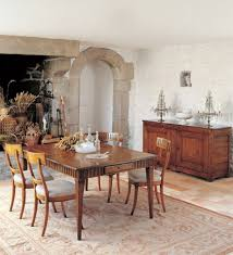 Dining Room  Elegant Modern Dining Room Desidn With Rectangle - Rustic modern dining room chairs