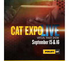 CAT® EXPO LIVE 2020 DAY 1