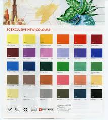 Supracolor Color Chart Pencils You May Have Never Seen Page 20 Wetcanvas
