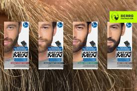 Mens Hair Dye Colour Chart Review Just For Men Beard Color Beard Instructor